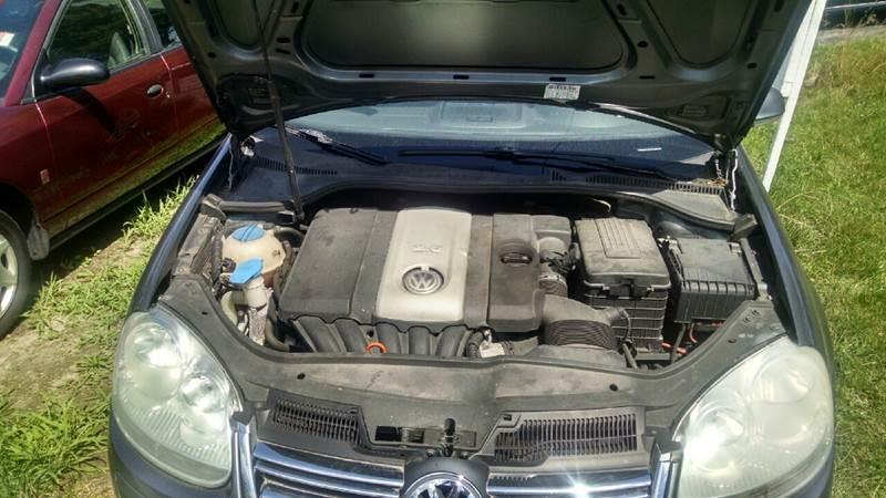 2007 Volkswagen Jetta Wolfsburg Edition PZEV 4dr Sedan (2.5L I5 5M) - Mahopac NY