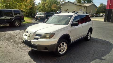 2004 Mitsubishi Outlander for sale in Mahopac, NY