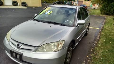 2004 Honda Civic for sale in Mahopac, NY