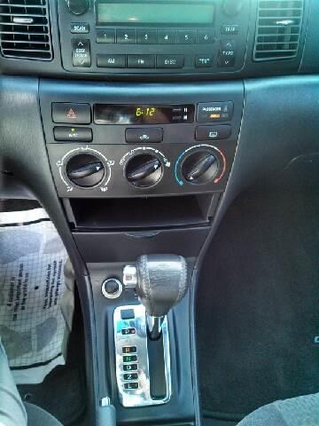 2005 Toyota Corolla S 4dr Sedan - Mahopac NY