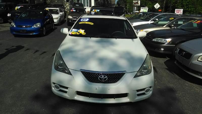 2007 Toyota Camry Solara SE 2dr Coupe (2.4L I4 5A) - Mahopac NY