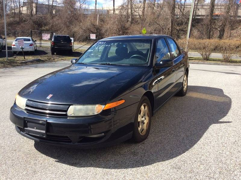 2002 Saturn L-Series L200 4dr Sedan - Mahopac NY