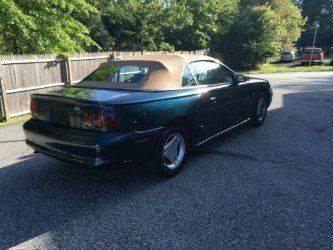 1997 Ford Mustang 2dr Convertible - Mahopac NY
