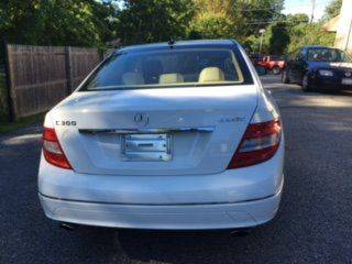 2008 Mercedes-Benz C-Class C300 Luxury 4MATIC AWD 4dr Sedan - Mahopac NY