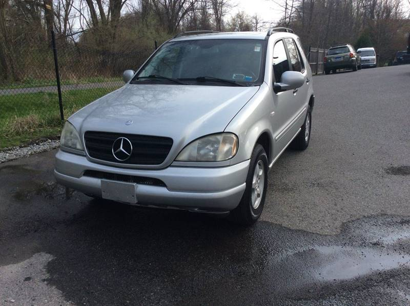 2001 Mercedes-Benz M-Class AWD ML 320 4MATIC 4dr SUV - Mahopac NY