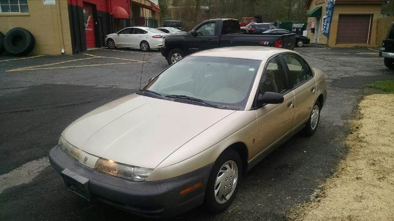 1998 Saturn S-Series SL1 4dr Sedan - Mahopac NY