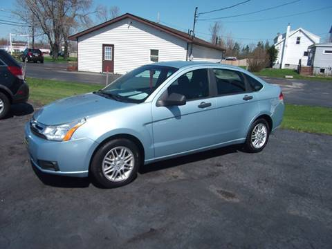 2009 Ford Focus for sale in Hamburg, NY