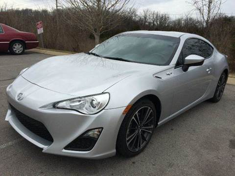 2014 Scion FR-S for sale at Crystal Auto Sales Inc in Nashville TN