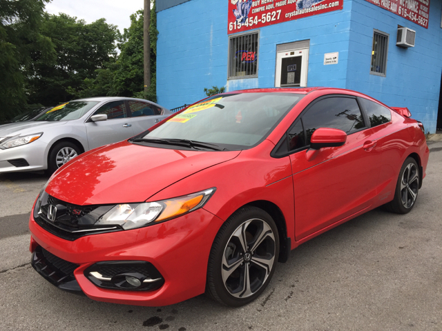 2014 Honda Civic Si For Sale >> 2014 Honda Civic Si W Summer Tires 2dr Coupe Tires In