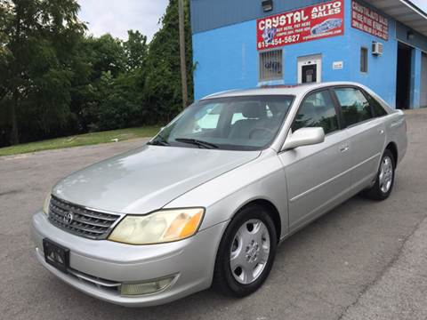 2003 Toyota Avalon for sale in Nashville, TN