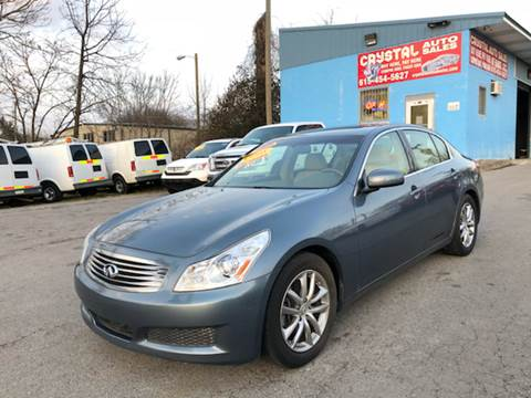 Lovely 2008 Infiniti G35 For Sale In Nashville, TN