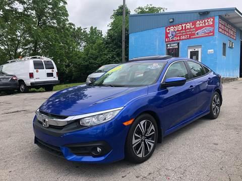 2017 Honda Civic for sale in Nashville, TN