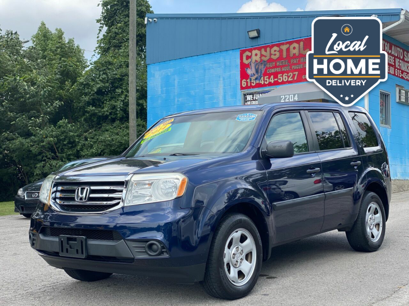 2014 Honda Pilot for sale at Crystal Auto Sales Inc in Nashville TN