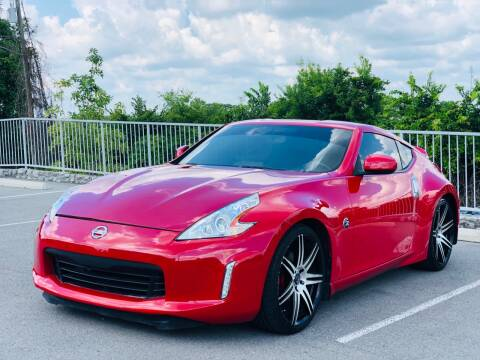 2016 Nissan 370Z for sale at Crystal Auto Sales Inc in Nashville TN
