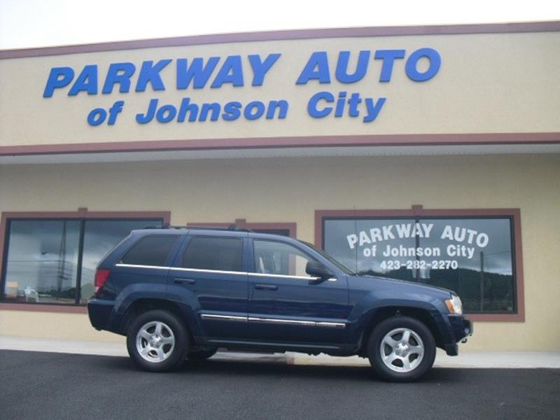 2005 Jeep Grand Cherokee 4dr Limited 4WD SUV - Johnson City TN