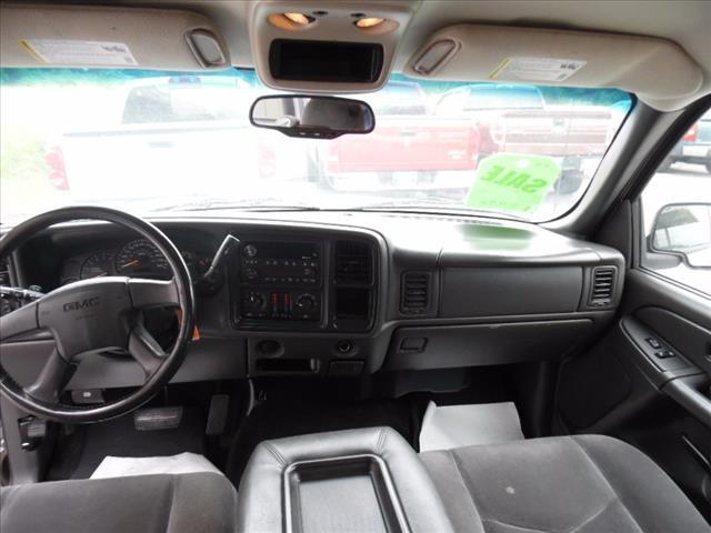 2005 GMC Sierra 1500 4dr Extended Cab SLE 4WD SB - J. City TN