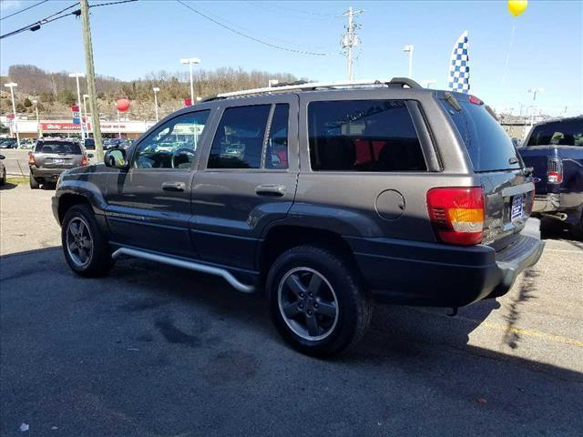 2004 Jeep Grand Cherokee 4dr Freedom Edition 4WD SUV - Johnson City TN