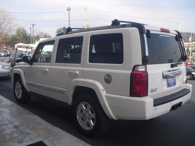 2008 Jeep Commander 4x4 Limited 4dr SUV - Johnson City TN