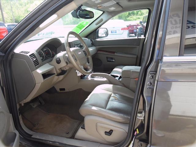 2005 Jeep Grand Cherokee 4dr Limited 4WD SUV - J. City TN
