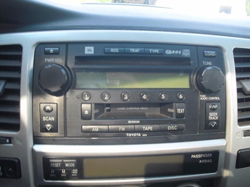2005 Toyota 4Runner Sport Edition 4WD 4dr SUV - Johnson City TN