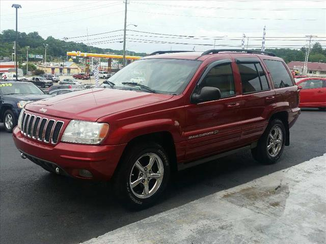 2002 Jeep Grand Cherokee 4dr Overland 4WD SUV - J. City TN