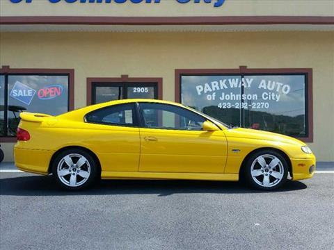2004 Pontiac GTO for sale in Johnson City, TN