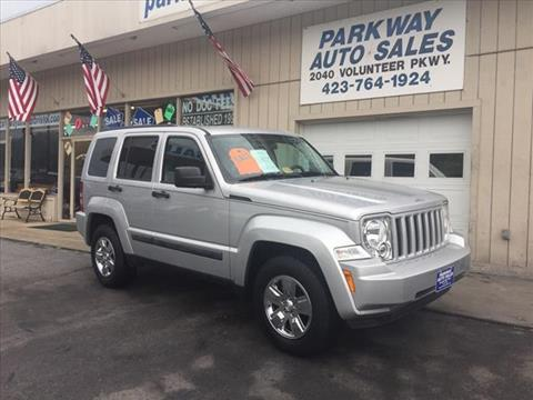 2012 Jeep Liberty for sale in Bristol, TN