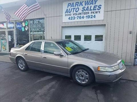 2000 Cadillac Seville for sale in Bristol, TN