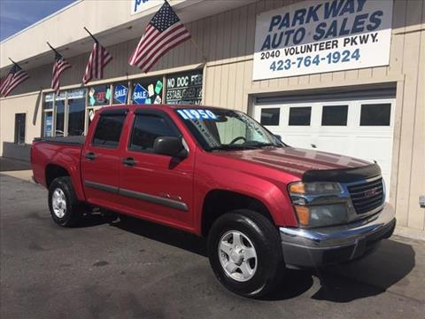 2005 GMC Canyon for sale in Bristol, TN