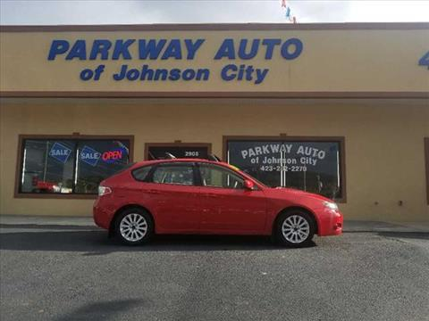 2008 Subaru Impreza for sale in Johnson City, TN