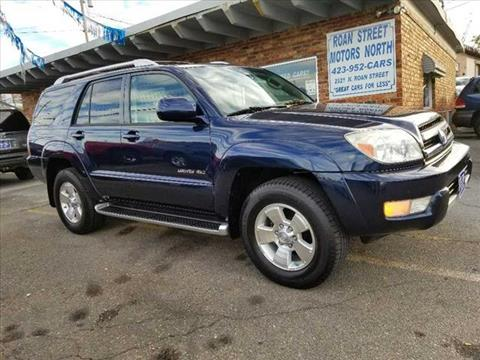 2004 Toyota 4Runner for sale in Johnson City, TN