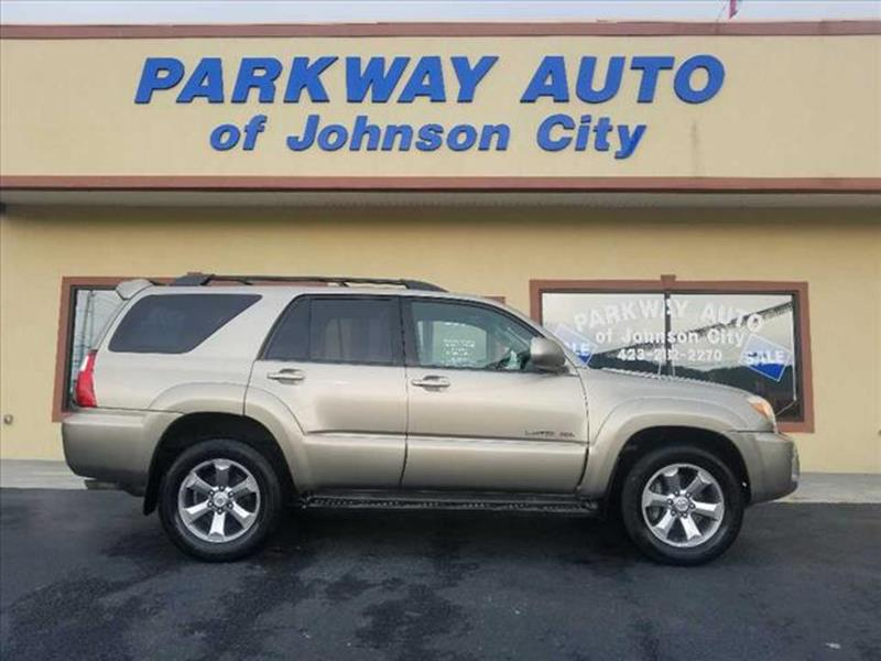 2006 Toyota 4runner Limited 4dr Suv 4wd W V8 In Bristol Tn Parkway