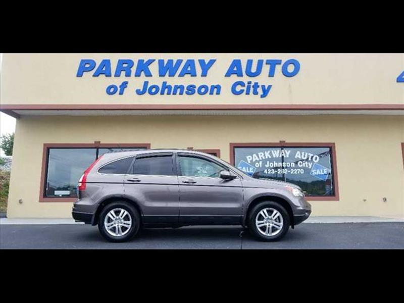 2010 Honda CR V EX L 4dr SUV W/Navi   Johnson City