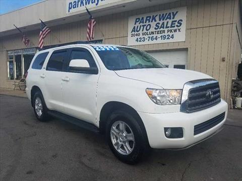 2015 Toyota Sequoia For Sale In Johnson City, TN
