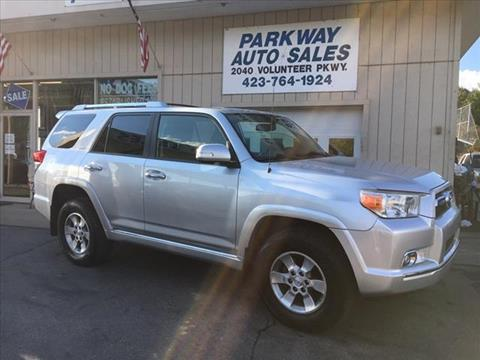 2012 Toyota 4Runner For Sale In Bristol, TN
