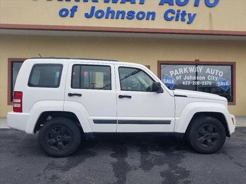2012 Jeep Liberty for sale in Johnson City, TN