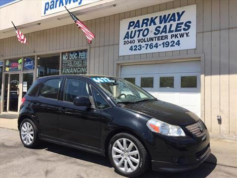 2013 Suzuki SX4 Sportback for sale in Bristol, TN