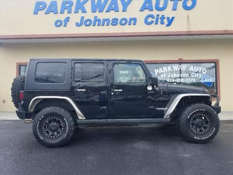 2009 Jeep Wrangler Unlimited for sale in Johnson City, TN