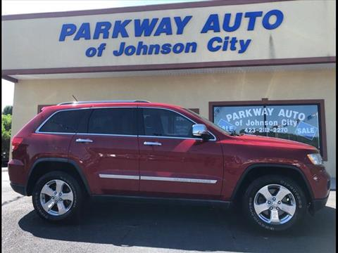 2011 Jeep Grand Cherokee for sale in Johnson City, TN