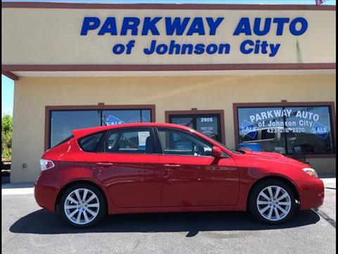 2008 Subaru Impreza for sale in Johnson City, TN