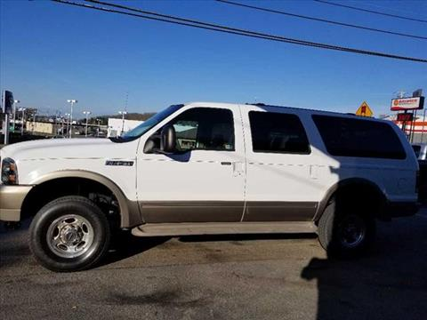 2003 Ford Excursion for sale in Johnson City, TN