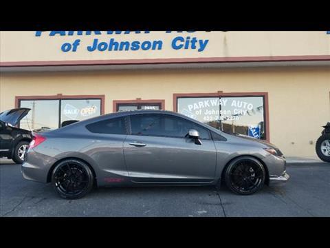 2012 Honda Civic for sale in Johnson City, TN