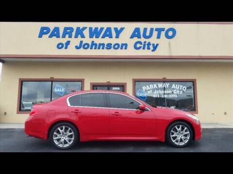 2012 Infiniti G37 Sedan for sale in Johnson City, TN