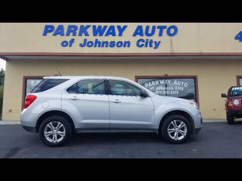 2013 Chevrolet Equinox for sale at PARKWAY AUTO SALES OF BRISTOL - PARKWAY AUTO JOHNSON CITY in Johnson City TN