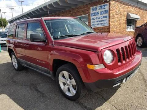 2011 Jeep Patriot for sale at PARKWAY AUTO SALES OF BRISTOL - Roan Street Motors in Johnson City TN