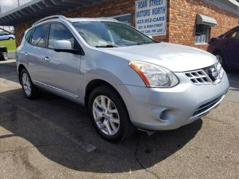 2012 Nissan Rogue for sale at PARKWAY AUTO SALES OF BRISTOL - Roan Street Motors in Johnson City TN