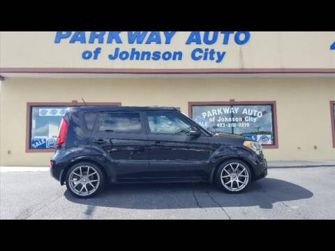 2013 Kia Soul for sale at PARKWAY AUTO SALES OF BRISTOL - PARKWAY AUTO JOHNSON CITY in Johnson City TN