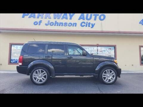 2011 Dodge Nitro for sale at PARKWAY AUTO SALES OF BRISTOL - PARKWAY AUTO JOHNSON CITY in Johnson City TN