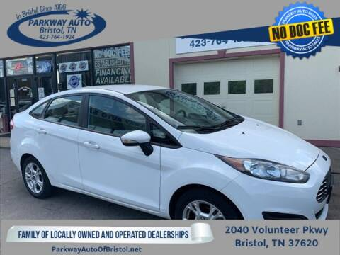 2014 Ford Fiesta for sale at PARKWAY AUTO SALES OF BRISTOL in Bristol TN