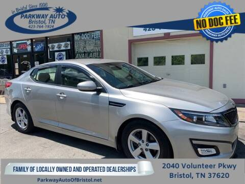 2015 Kia Optima for sale at PARKWAY AUTO SALES OF BRISTOL in Bristol TN